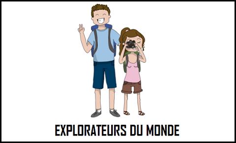 Explorateurs du monde